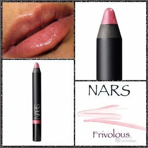 NARS VELVET GLOSS LIP PENCIL🖤 FRIVOLOUS